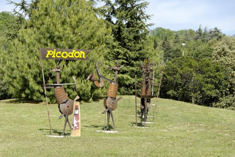 Picodon Crest Drome Jazz souris