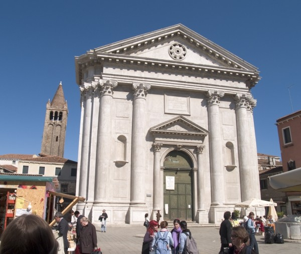 Indiiana Jones Venise San-Barnaba Italie