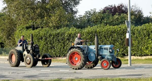 Tracteur ST-MARCEL-LES-VALENCE DROME 26