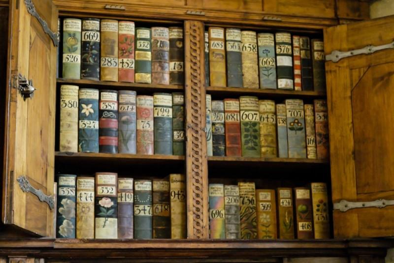Livres Prague Château