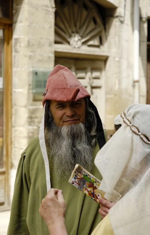 Merlin Crest Médiéval Drome 26