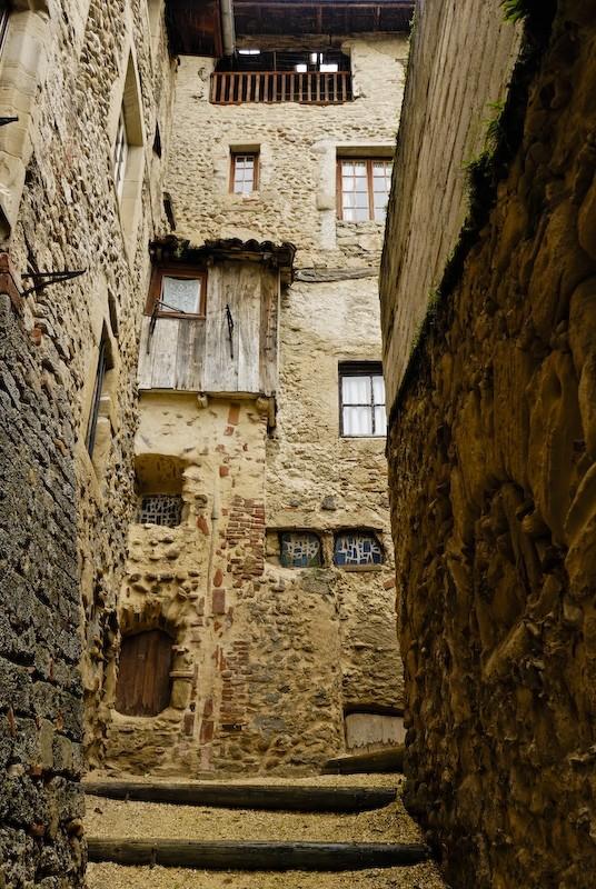 Saint-Antoine L'abbaye Isere