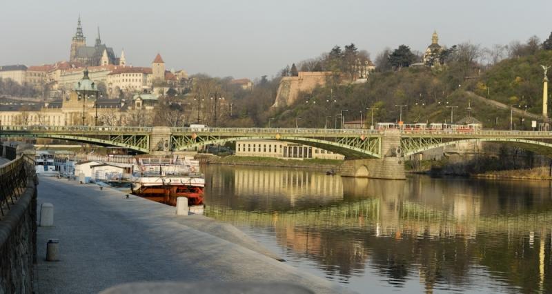 Prague Vltava/Moldau