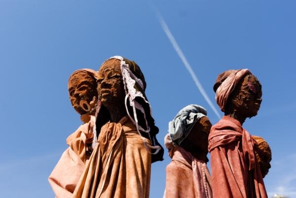 Douarnenez sculpture