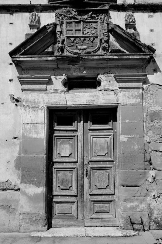 Architecture isere Chateau porte