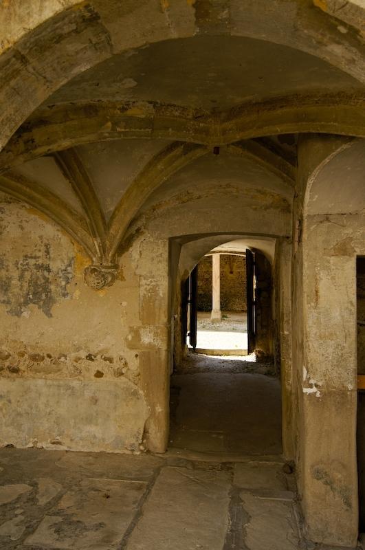 Chateau Isere corridor