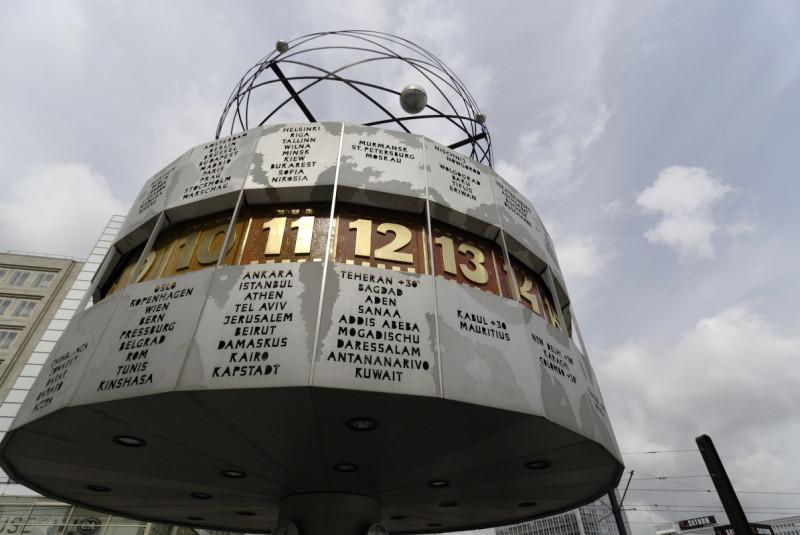 Horloge Berlin Allemagne