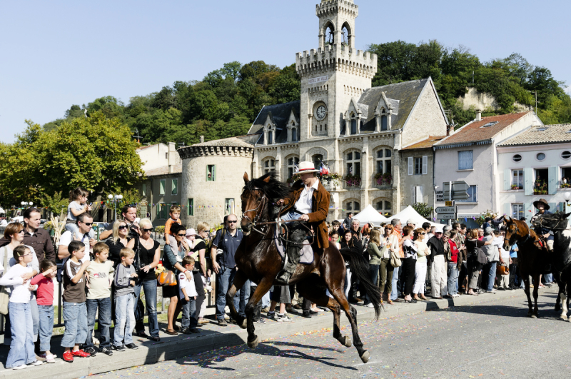 Cheval Chabeuil Drome