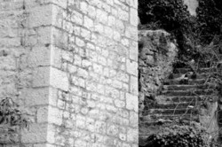 escalier Drome pierre