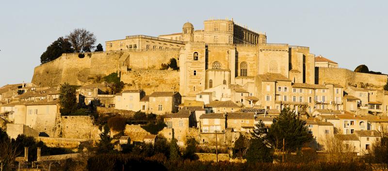 Chateau Grignan Drome 26