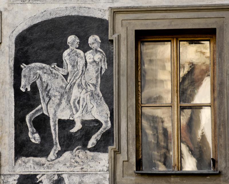 Prague Fresque