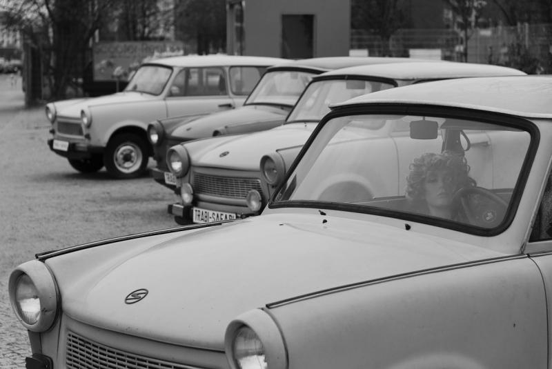 Berlin Automobile N&B