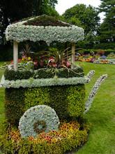 Coutances Manche Jardin