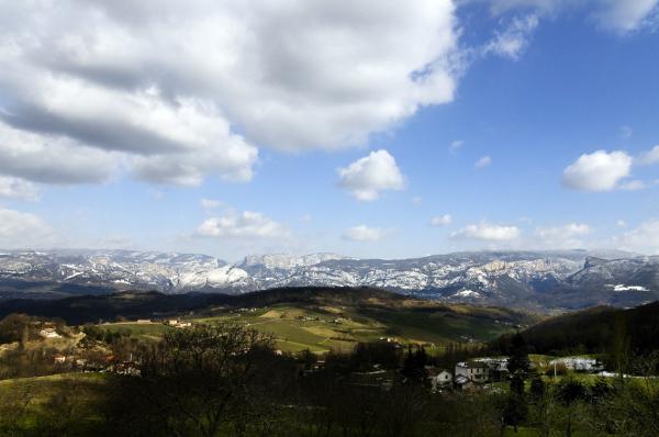 ciel montagne