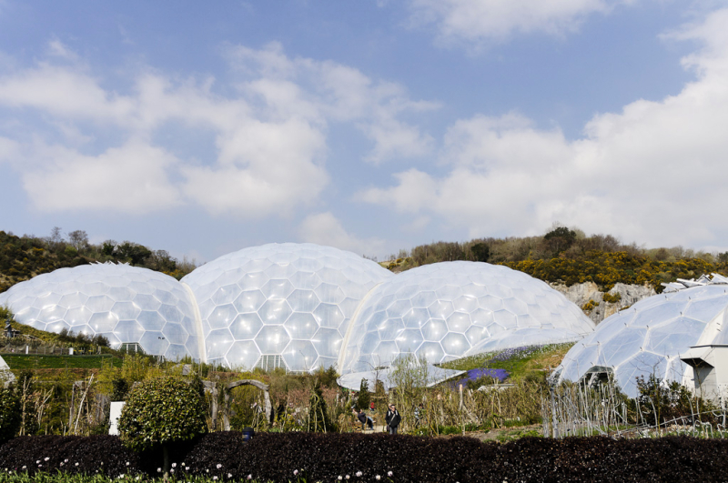 Eden-Project Cornouailles Angleterre