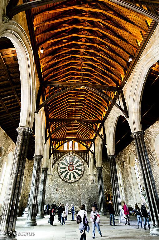 Winchester Great Halls Arthur