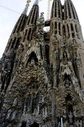 Barcelone Catalogne Gaudi