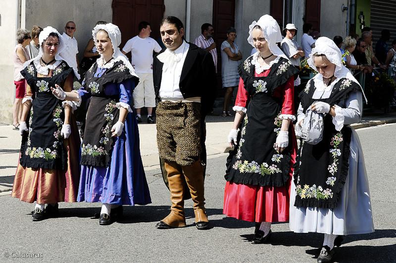 St-Donat folklore Drome 26