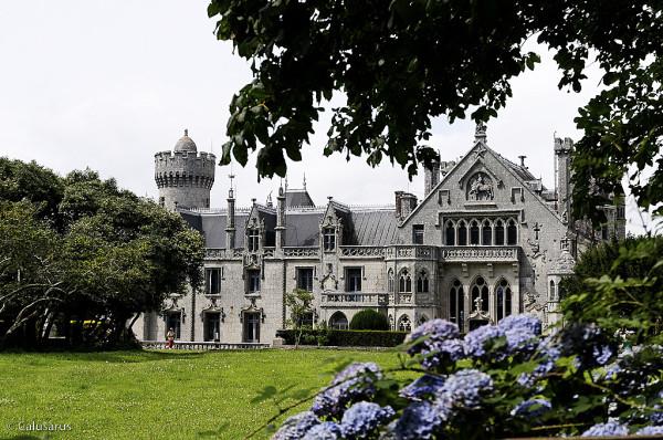 Finistere Concarneau chateau