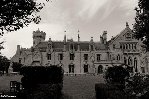 Concarneau Finistere chateau
