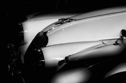 Automobile Lyon N&B