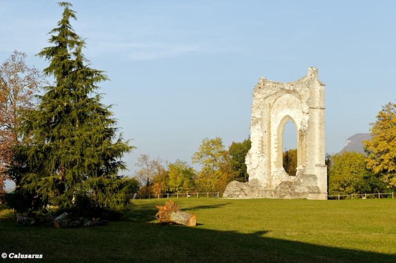 Isere ruines chateau