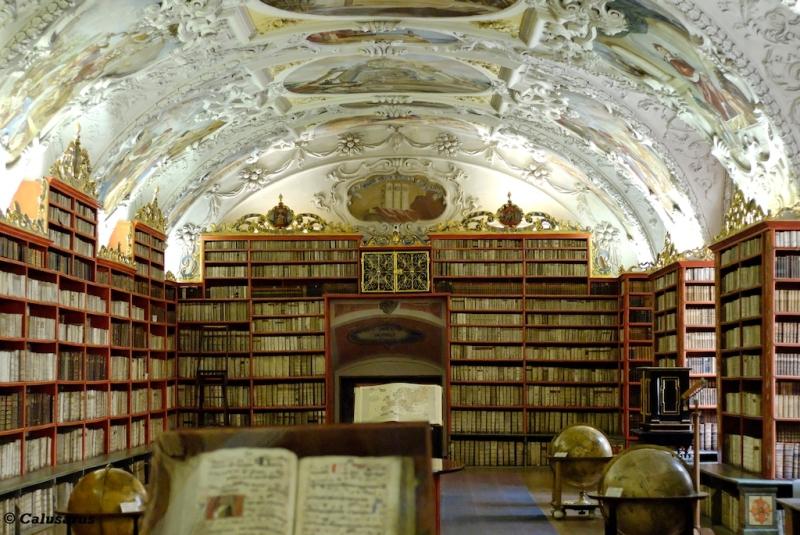 Blbliotheque Prague