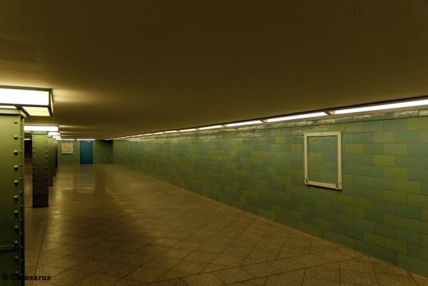 Berlin metro vide