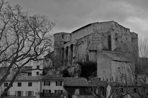 La-Voulte Ardeche Ruine