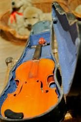 Violon ardeche St-Desirat