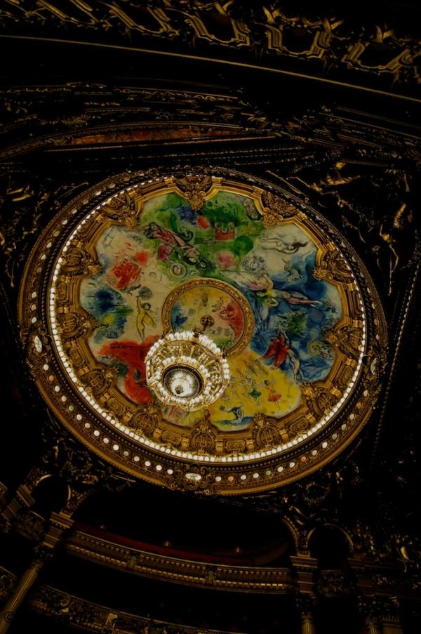 Paris Opera Architecture