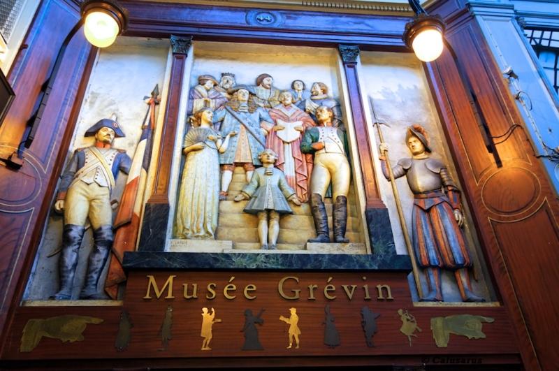 Paris Musee Grevin