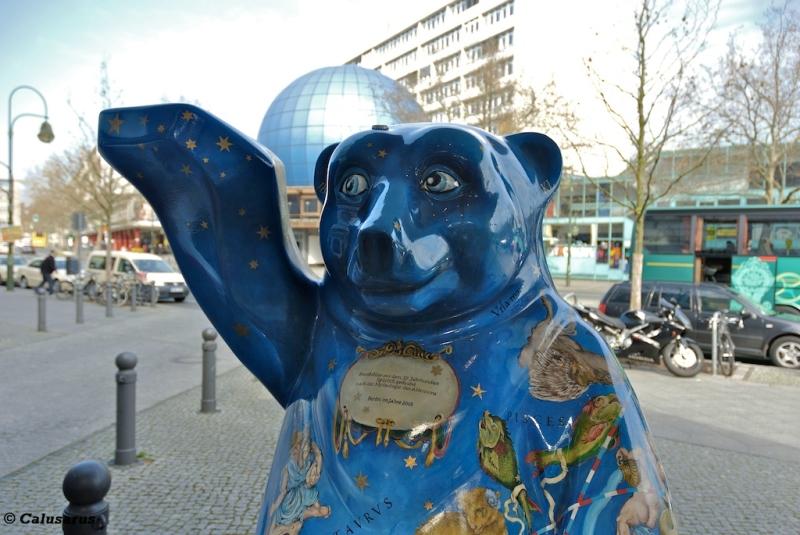 Berlin Bleu Ours