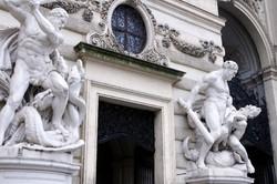Wien Autriche architecture