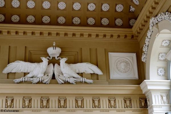 Wien architecture Schonbrunn