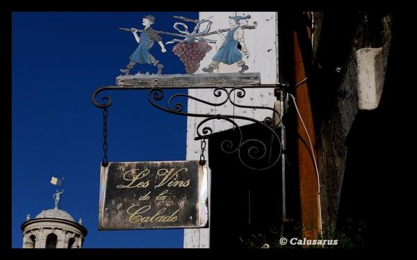 Enseigne Arles
