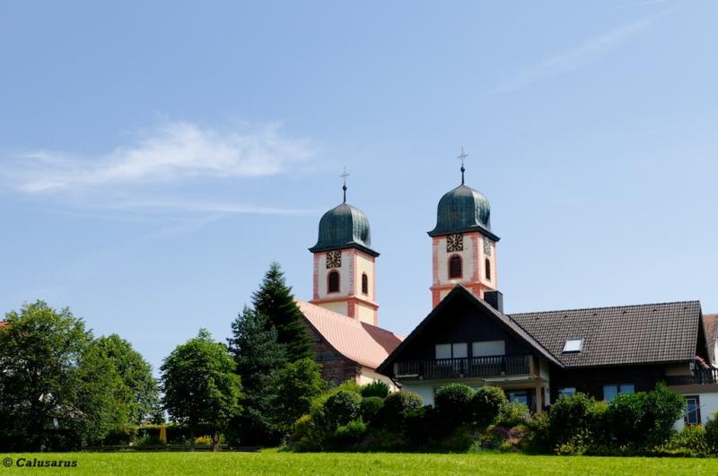 Architecture eglise Allemagne