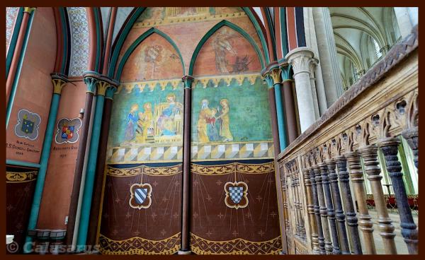Coutances Eglise religion