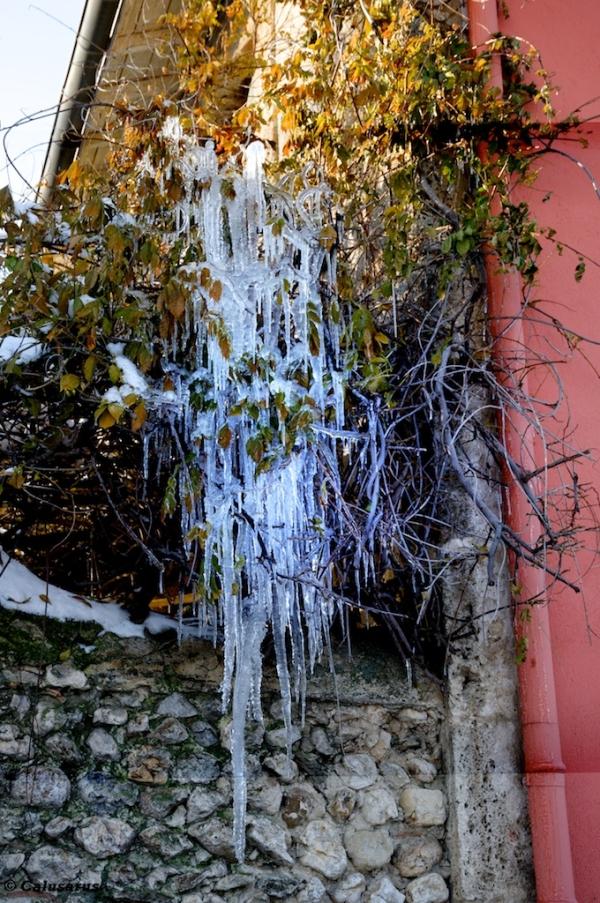 Montelier drome neige