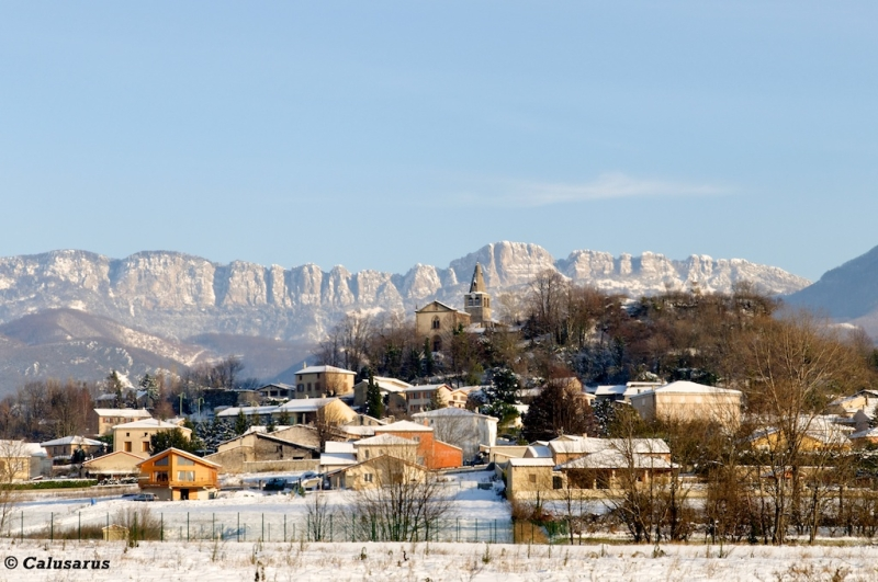 charpey drome neige 26