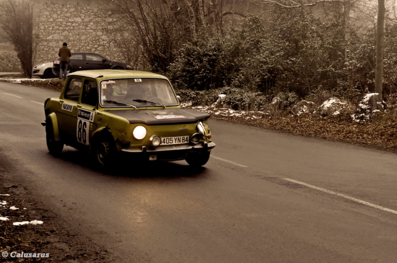 Monte-carlo automobile drome 26 N&B