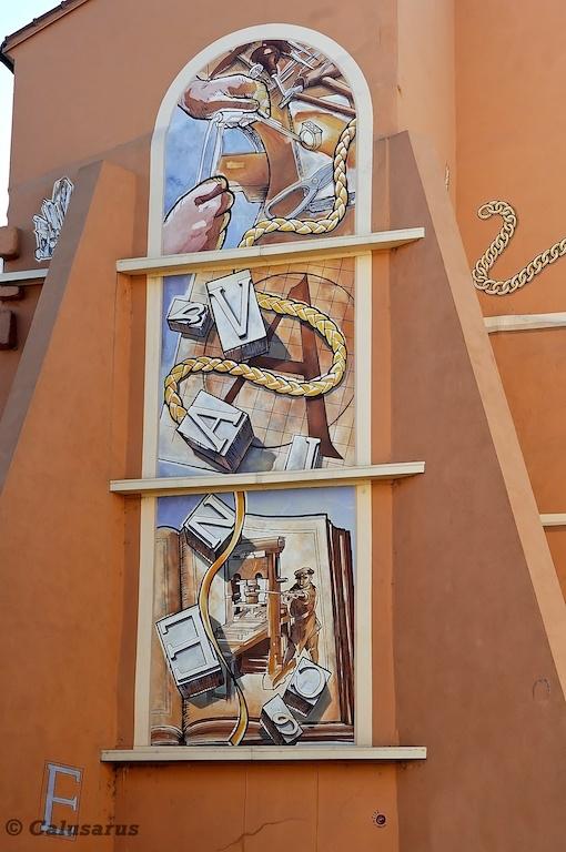 Valence Mur Drome 26