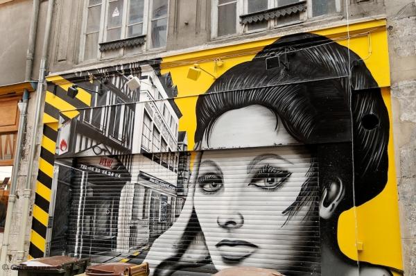 Rouen Trompe-l'oeil
