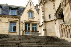 Rouen architecture