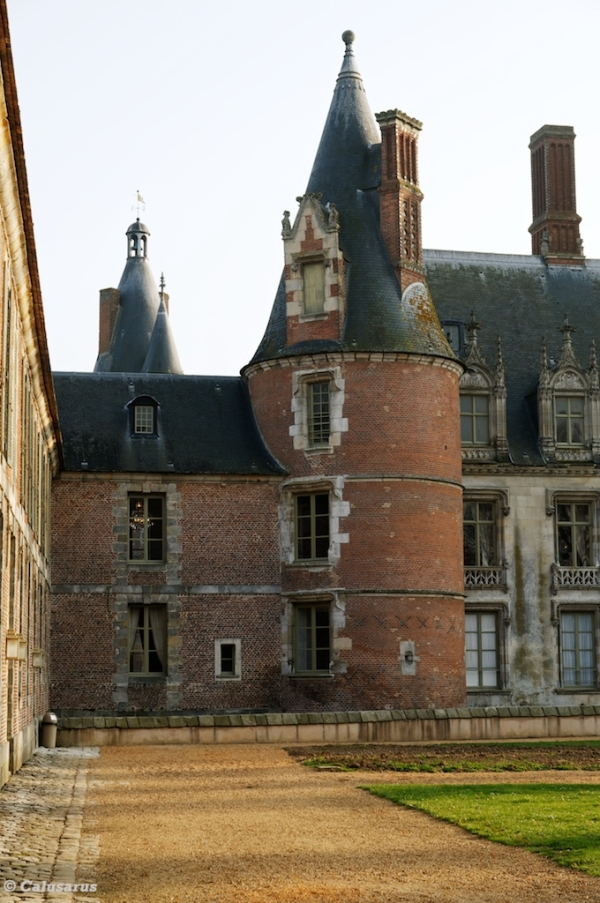 Chateau architecture