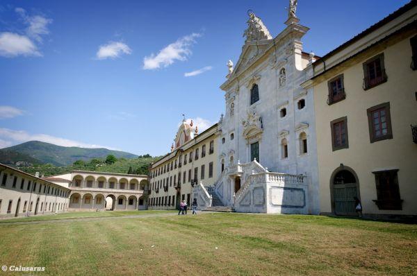 Certosa-Di-Pisa Architecture