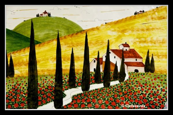 Toscane Art Couleurs