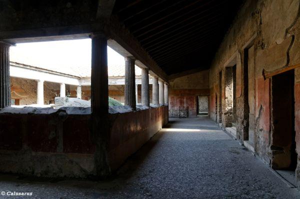 Pompei Italie