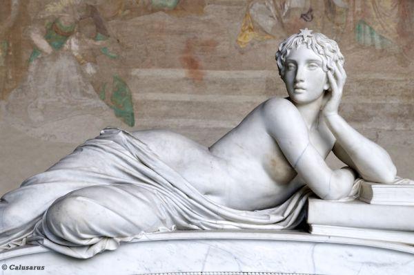 Statue Pise Toscane Italie
