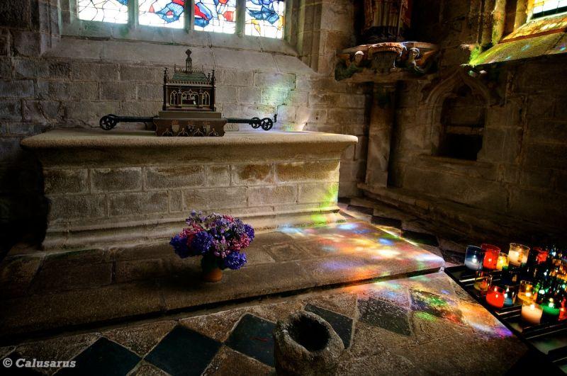 Bretagne Finistere Eglise